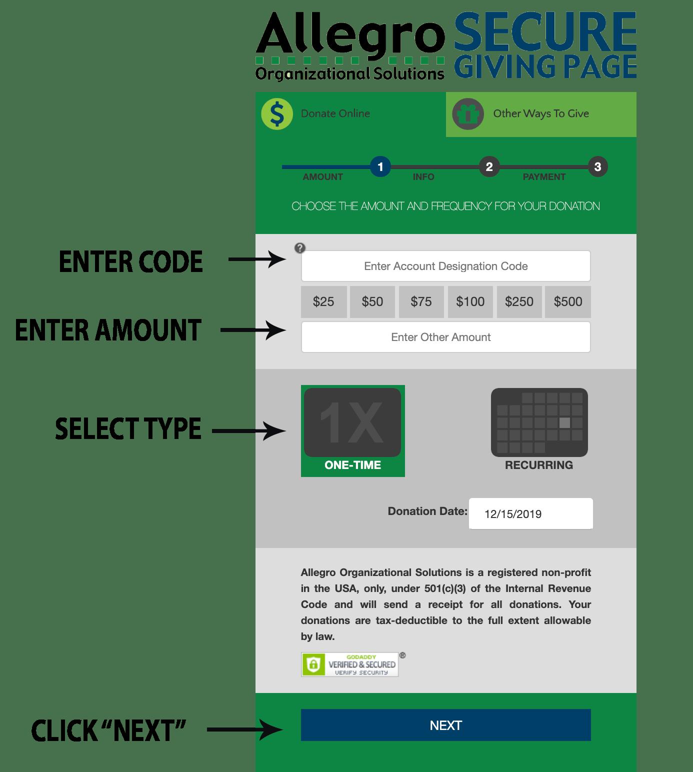 donation-screen